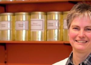 Christine Deerberg, Apothekerin
