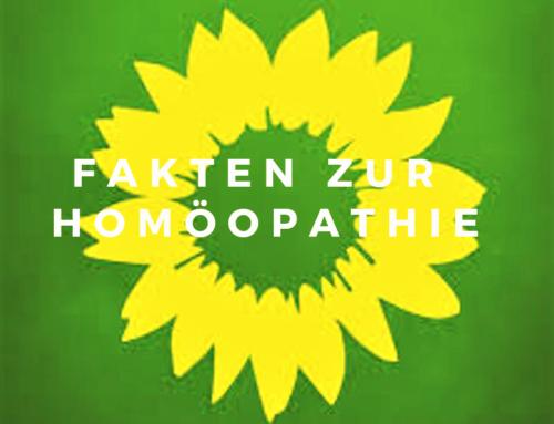 Berlin/Brandenburger Ärzte widersprechen dem Anti-Homöopathie Antrag an die Grüne Bundesdelegiertenkonferenz