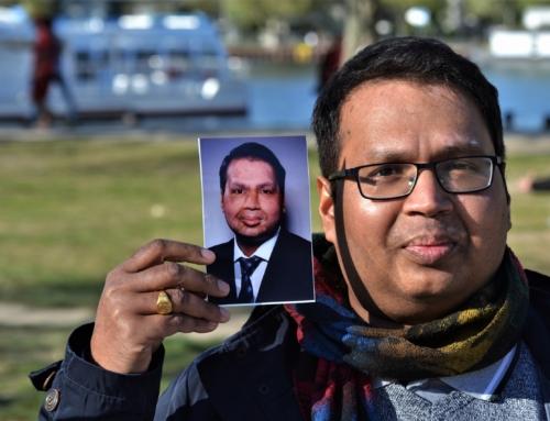 Berliner Vitiligo-Patient berichtet von seiner Homöopathie-Behandlung